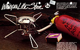 MSR WhisperLite Stove